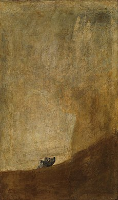 El Perro de Goya