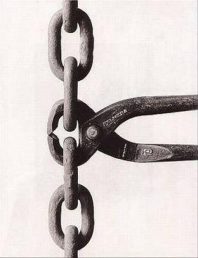 Chema Madoz cadenas