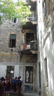 Barrio judio Budapest junio 18