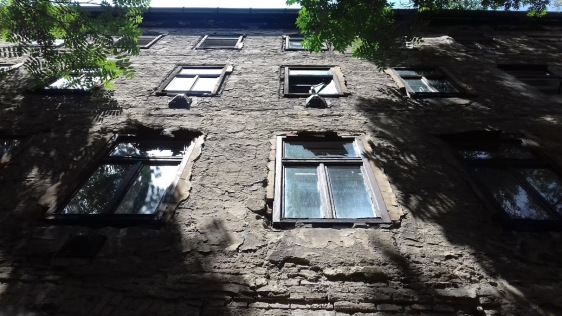 Barrio judio Budapest