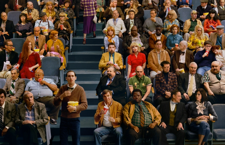 Alex Prager. Cinema