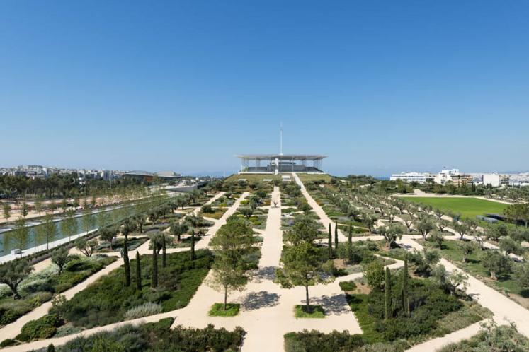 Biblioteca Renzo Piano